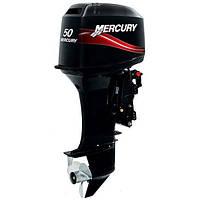 Мотор 2-х тактный Mercury 50 ELPTO (93 кг | 967 куб. см)