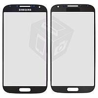 Защитное стекло корпуса для Samsung Galaxy S4 i9500 / i9505, черное, оригинал