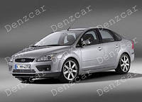 Ветровик FORD Focus II Sd/Hb 5d 2004-2010 (на скотче)