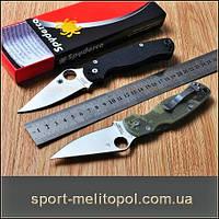 Нож Spyderco Spyderco Para Military G-10