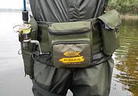 Поясная сумка для рыбалки