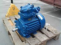 Электродвигатель взрывозащищенный 2В180М8 15 кВт 750 об/мин