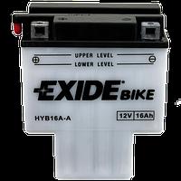 Мото аккумулятор EXIDE HYB16A-A
