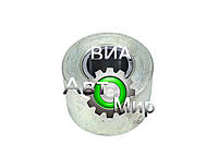 Ролик тормозной колодки с осью в сб. 6430-3501107-01