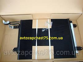 Радиатор кондиционера Volkswagen Caddy, Touran (Nissens, Дания)