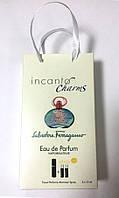 Мини парфюмерия женская Salvatore Ferragamo Incanto Charms в подарочной упаковке 3х15 ml DIZ