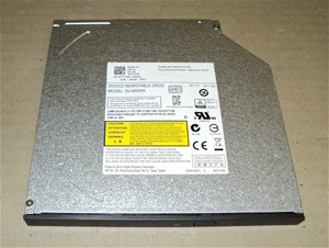Ноутбучний оптичний привід Dell DVD-RW Drive DU-8A5HH бу