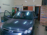 Заднее стекло на Hyundai Accent/Solaris (Хетчбек) (2011-))
