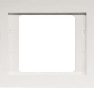 Рамка 1- пост. полярная белизна Berker K.1