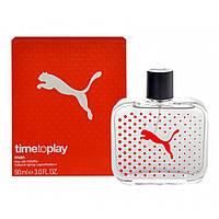 Puma Time to play Men 25 ml  туалетная вода мужская (оригинал подлинник  Германия)