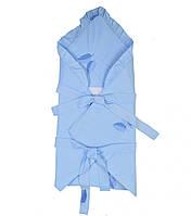 Конверт для новорожденных с завязками Бома