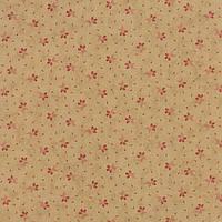 Ткань для пэчворка и рукоделия Moda - Crazy For Red Tan Red