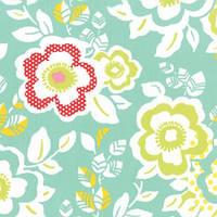 Ткань для пэчворка и рукоделия Moda - Moxi Capri, 32960