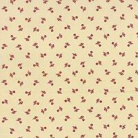 Ткань для пэчворка и рукоделия Moda - Atelier Linen Scarlet