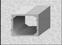 Звенья прямоугольные для водопропускных железобетонных труб ЗП 12.100