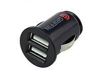 Автомобильное зарядное устройство GRIFFIN, 2USBx2,1A+USB iPhone5, Черный /АЗУ/автомобильная зарядка /айфон