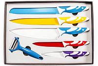 Набор Керамических Ножей  5 шт и Экономка