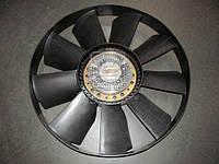 Муфта вязкостная с вентилятором 704мм, дв. 740.50,51 с обечайкой (Дорожная Карта). 020002748