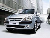 Заднее стекло на Hyundai Getz (Хетчбек) (2002-)