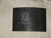 Накладка тормозная МАЗ 500 задняя (УралАТИ). 500-3502105