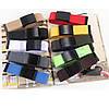 Ремень текстильный темно-синий, фото 4