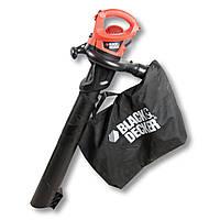 Садовый пылесос Black&Decker GW2200