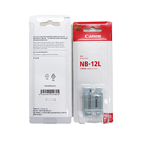 Аккумулятор для камер CANON PowerShot G1X Mark II, N100, Legria Mini X, Vixia Mini X - NB-12L