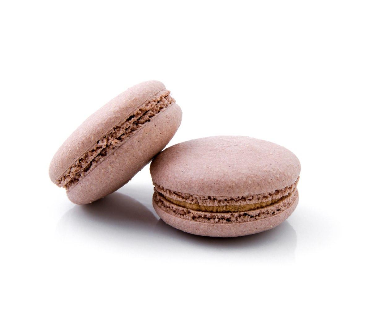 "Макаронс - ""Шоколадные"""