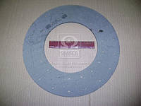 Накладка диска сцепления 14 сверл. (сцепление ТМЗ) (Трибо). 14-1601138