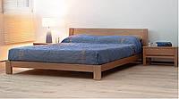 Кровать Тайра. Компактная модель в минималистическом стиле. Хорошо подходит для небольших помещений.