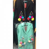 Пальто женское Кармашки-мороженко магазин пальто