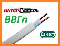 Кабель ВВГ п 2х4 медный ИнтерКабель Киев  ГОСТ