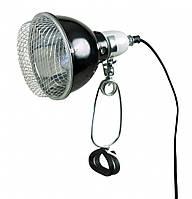 Trixie Плафон для лампы с отражателем и зажимом, 100 Вт