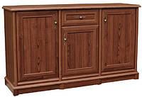 Комод Людовик New 3Д+1Ш 1535 Мебель-Сервис /  Комод Людовик New 3Д+1Ш 1535 Мебель-Сервіс