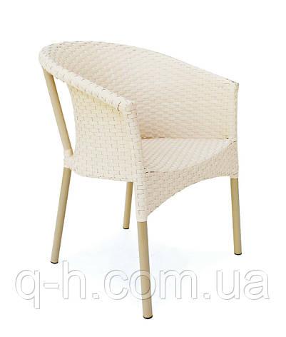Кресло NEAPOL плетеное из искусственного ротанга, фото 2