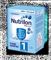 Смесь сухая молочная Нутрилон 1 600г. (Nutrilon)