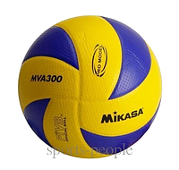 Мяч волейбольный Mikasa MVA 300, фото 1