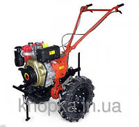 """Мотоблок """"ТА-ТА"""" YX1350Е (дизель, 9 л.с., колеса 4.00-10, электростартер, ВОМ)"""