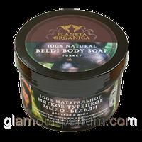 """100 % натуральное мягкое турецкое мыло-бельди для бани и душа """"Planeta Organica"""""""
