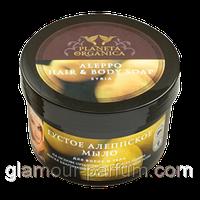 """Густое алеппское мыло для волос и тела """"Planeta Organica"""""""