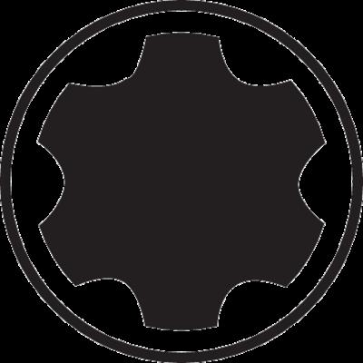 Отверточный ключ под винты TORX ® и TORX PLUS ®, Bahco, 1976TORX-T20, фото 2