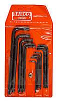 Набор оксидированных шестигранников под винты TORX®, Bahco, 1995TORX/13T