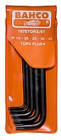 Набор отверточных ключей под винты TORX PLUS®, Bahco, 1976TORX/5T