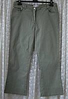 Брюки женские штаны джинсы укороченные хлопок бренд Papaya р.50 5978, фото 1