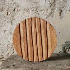 Разделочная доска деревянная ручной работы