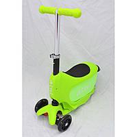 Самокат-беговел Scooter Aimi 3в1