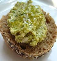 Паста из зеленых оливок 100 гр