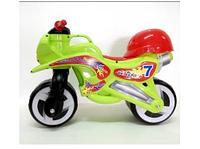 "Каталка ""Мотоцикл"" с каской"