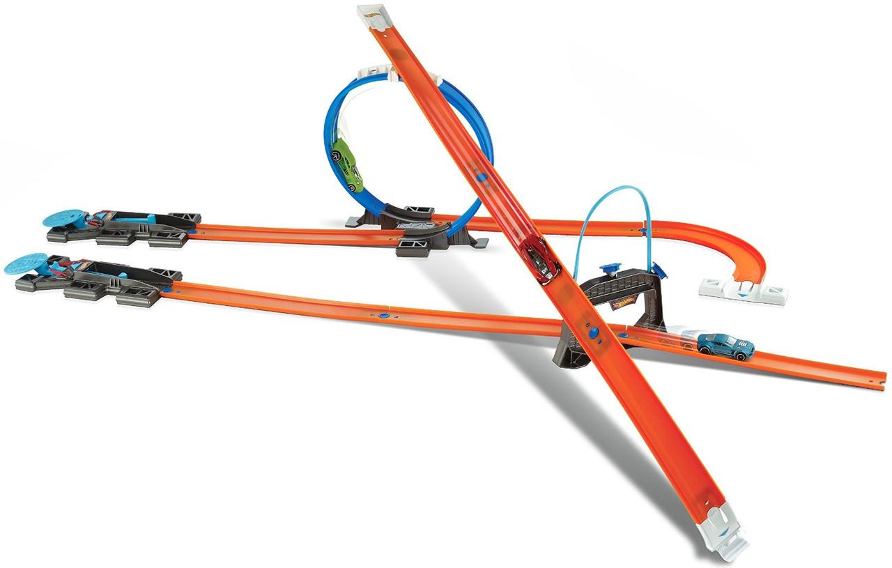 Трек Хот Вилс Игра без границ Hot Wheels Track Builder Starter Set