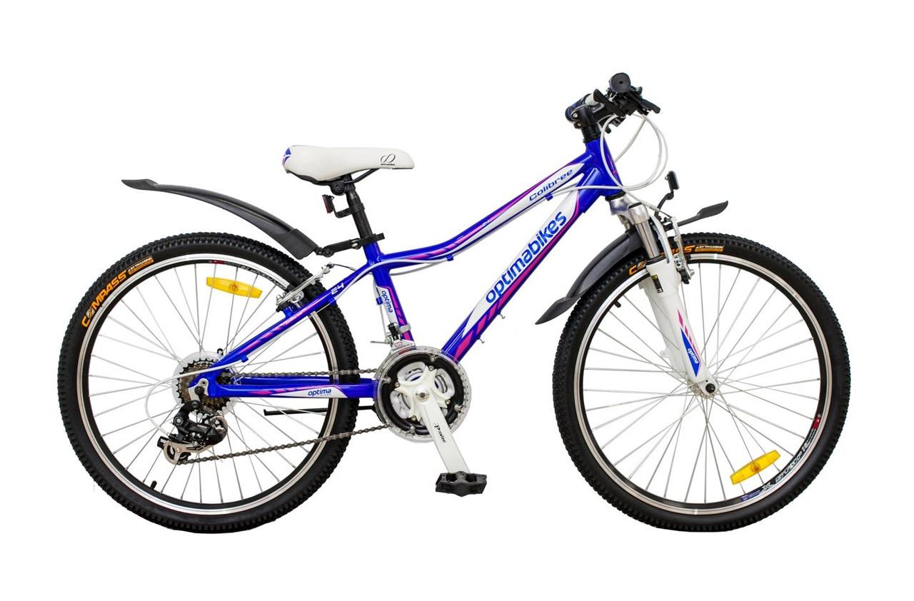 Велосипед алюминиевый скидки подростковый  спортивный Colibree 24 дюйма